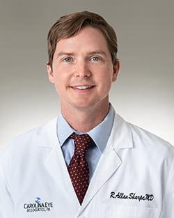 R. Allan Sharpe, M.D.